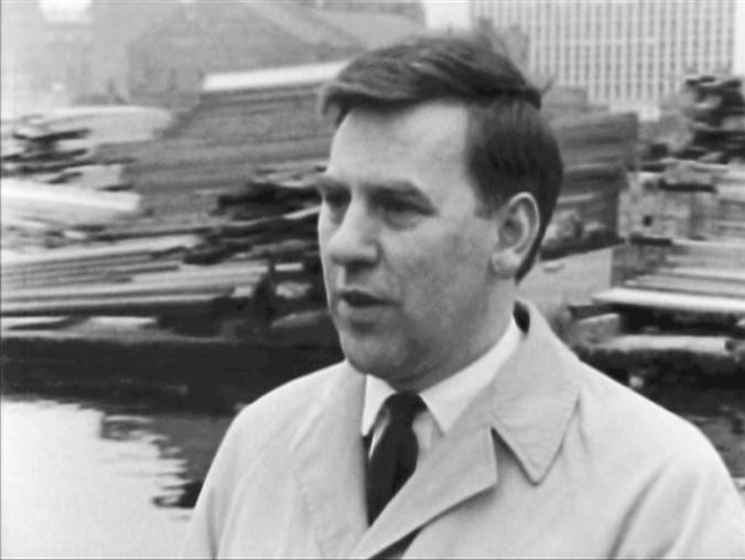 Reg Harcourt 1960s