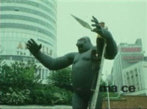ATV Today: 14.07.1972: Building Worker Demonstration In Birmingham