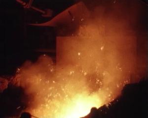 ATV Today: 11.07.1977: Bilston Blast Furnace] (c) ITV